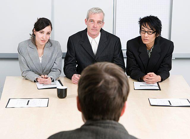 a-job-interview